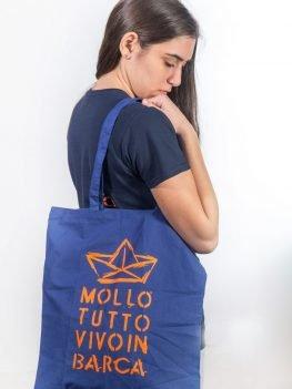 Shopping Bag Mollo Tutto vivo in barca