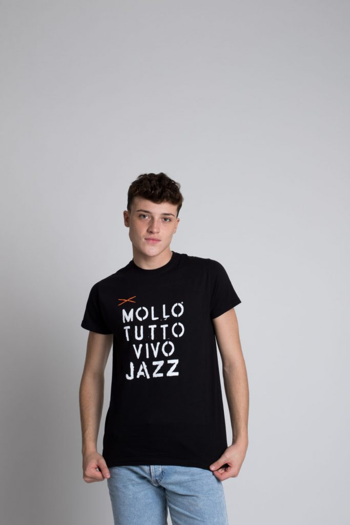 T-shirt mollo tutto vivo jazz