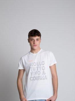 T-shirt mollo tutto vivo a Courma