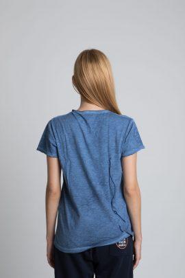T-shirt Mollo Tutto jeans donna
