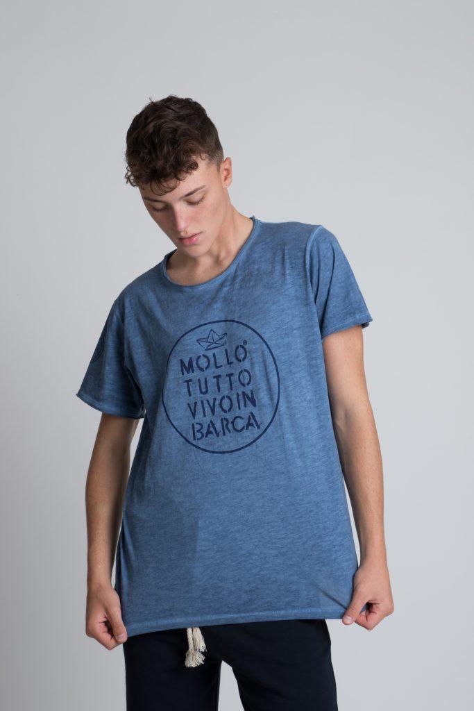 Tshirt Mollo Tutto Jeans uomo