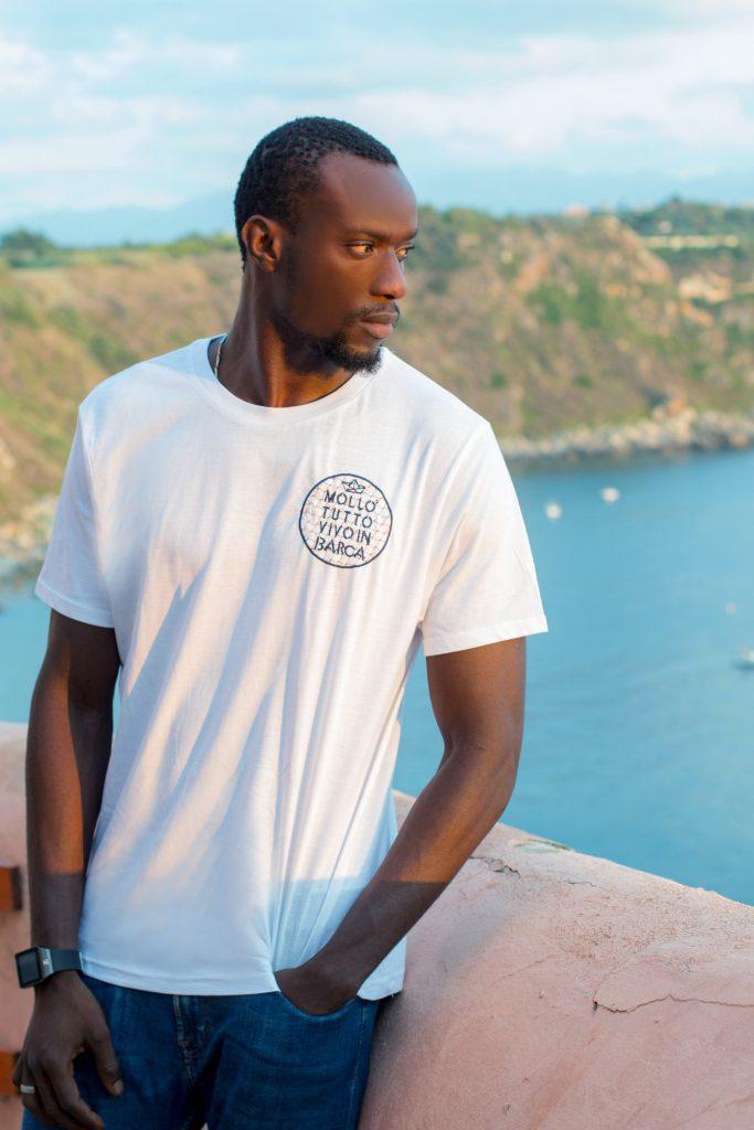 T-shirt unisex SAVE THE SEA